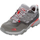 The North Face Hedgehog Hike GTX Shoes Women Dark Gull Grey/Melon Red